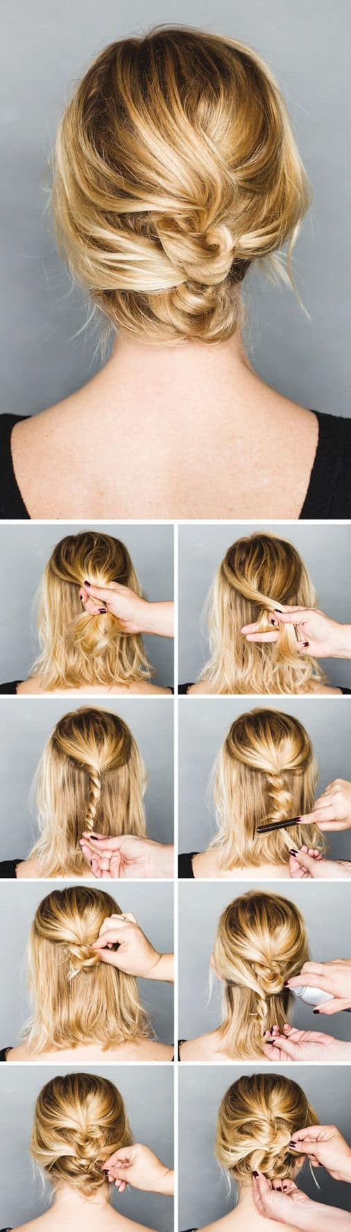 Easy Hair Tutorials For Cowgirls With A Short Mane - Cowgirl Magazine