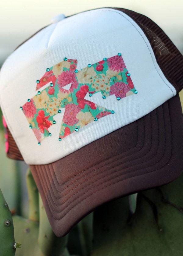 Floral-Thunderbird-Hat