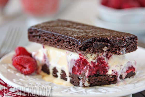 brownie-raspberry-ice-cream-sandwich