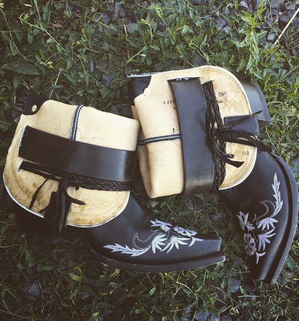 Tony Lama Ankle Boots