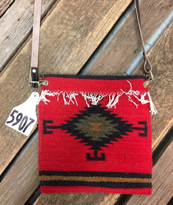 928dfdff5 Western Handbags from Holy Cow Couture. 6 of 8. Cowgirl - Navajo blanket  purse