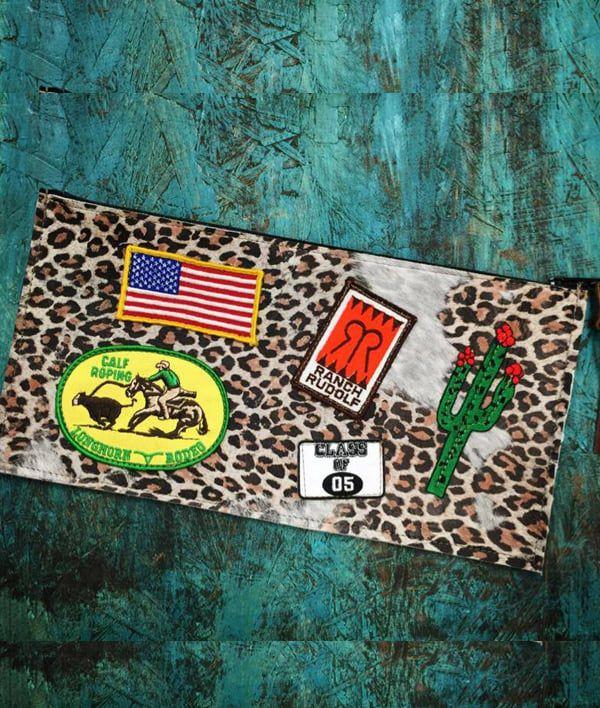 Cowgirl - Leopard Print Cltuch