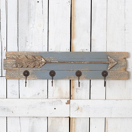 arrow hanging rack