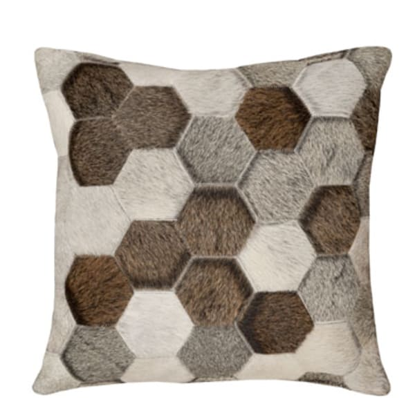 cowhide-pillow