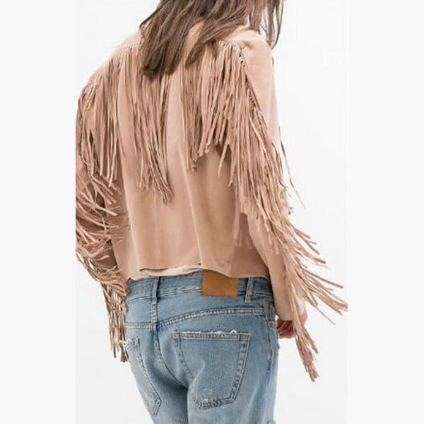 Cowgirl - Fringe Jackets Under $100