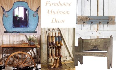 furniture for the perfect farmhouse mudroom