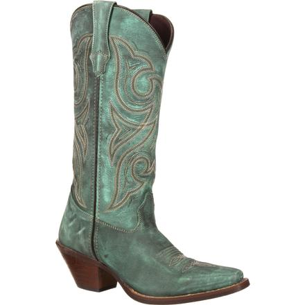 marbled-turquoise-durango-boots