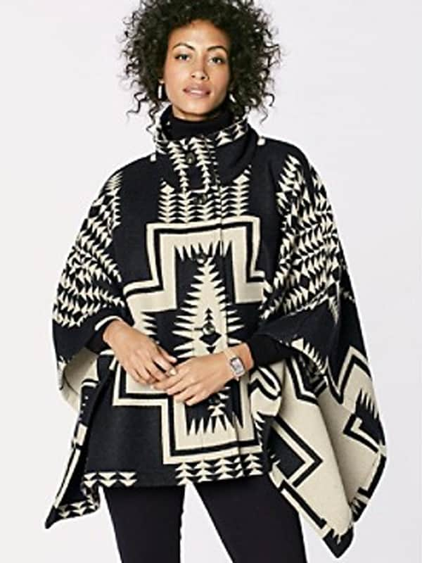 Cowgirl - Pendleton Capes