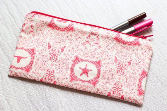 western pencil case