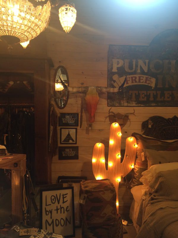 Junk Gypsy Store Roundtop Texas Cowgirl Magazine