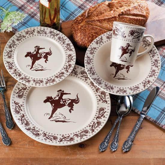 Western Kitchen Decor Sets: Farmhouse Kitchen Decor Essentials For The Cowgirl Home