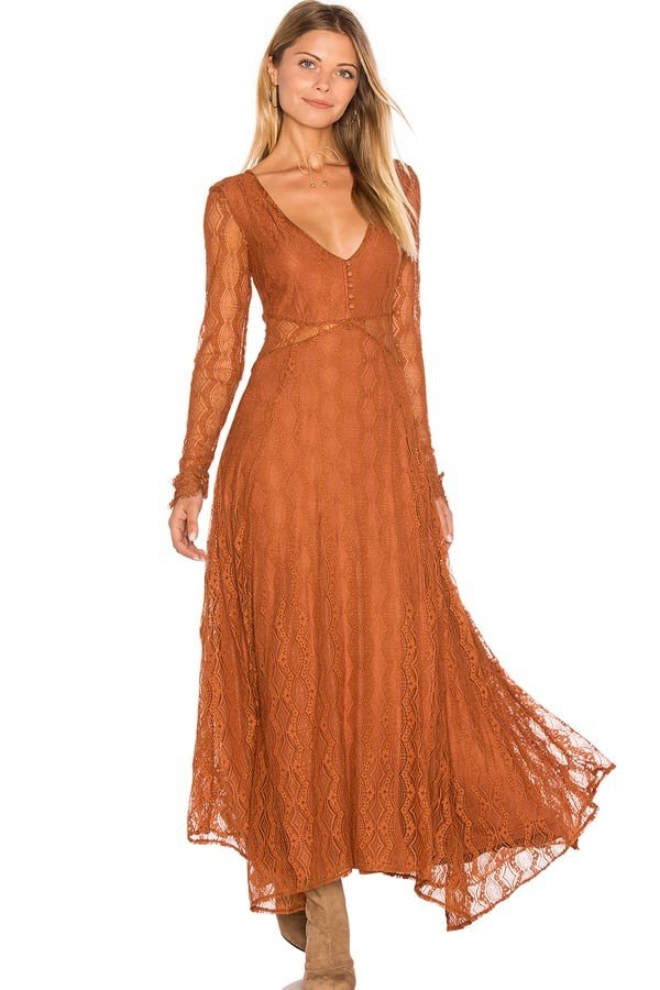 Cowgirl - Fall Maxi Dresses