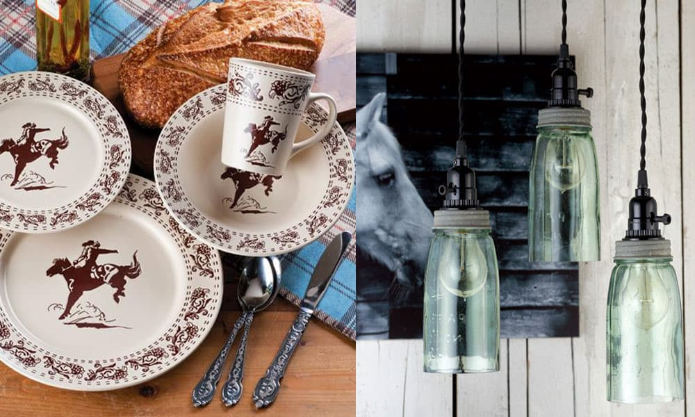 farmhouse kitchen decor essentials for the cowgirl home - cowgirl