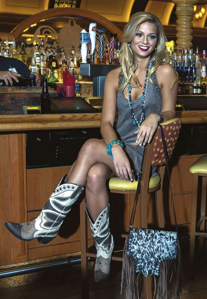 The Fashionable Ladies of the COWGIRL Magazine Ladies