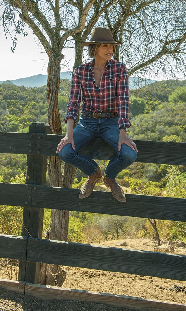 Wendie Malick Copyright Cowgirl Ken Amorosano