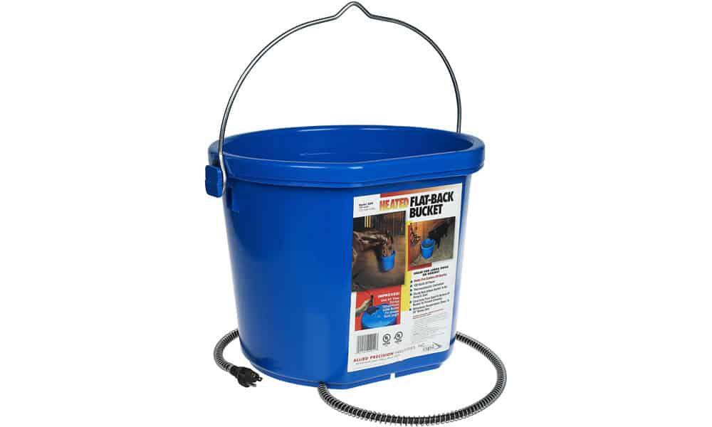 Cowgirl - Frozen Water Buckets