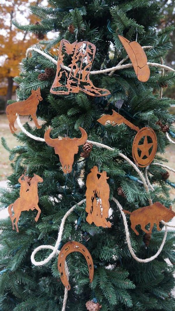 western-ornaments