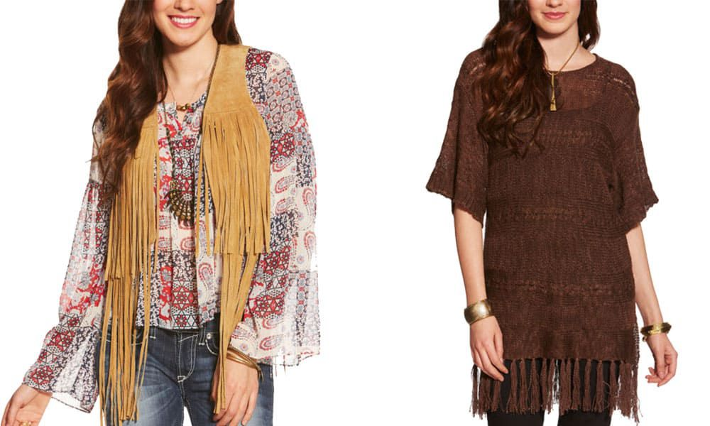 Affordable fringe clothing under $100