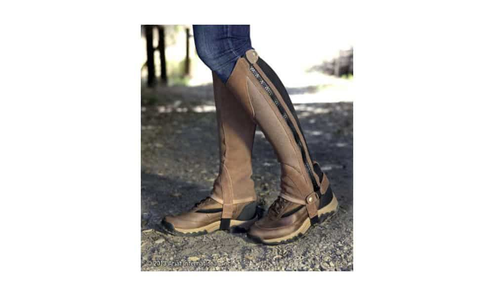 Cowgirl - Half chaps