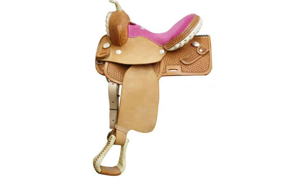 Cowgirl - Pink Saddles