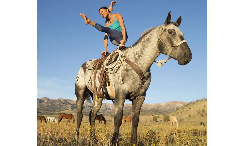 Cowgirl - Yoga