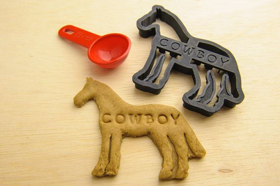 horse cookie cutters