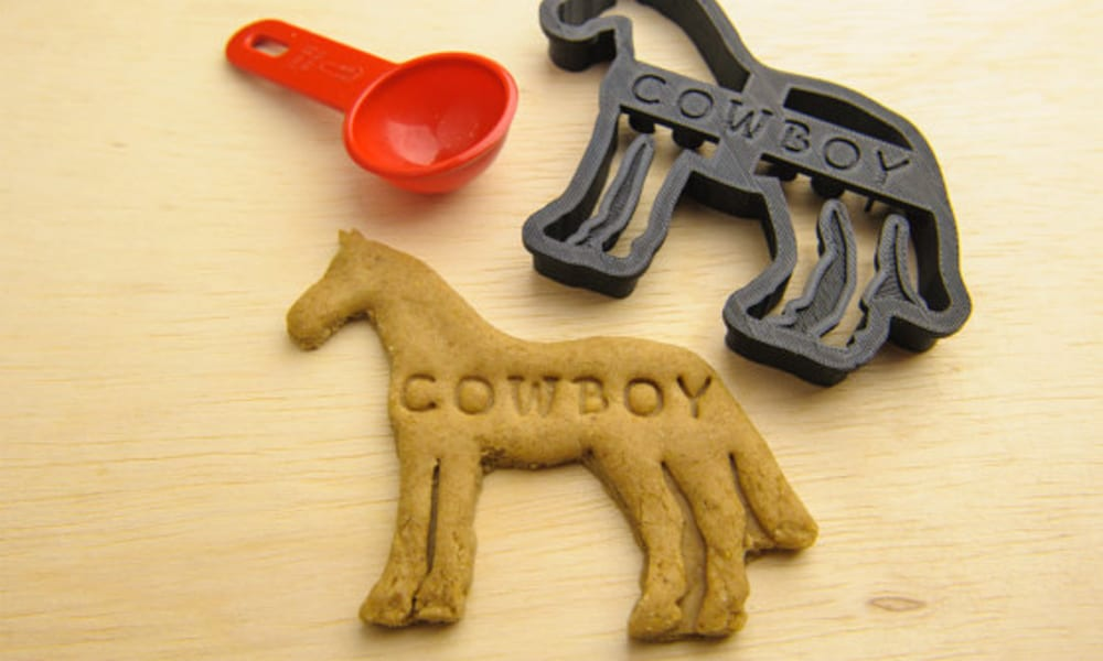 western cookie cutters for winter baking