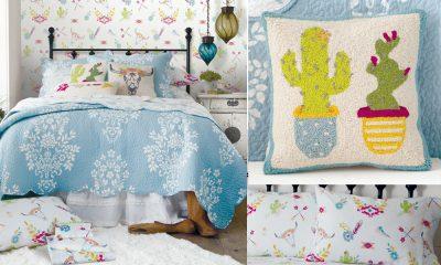 spring southwest bedding