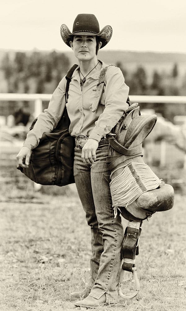 Kaila Mussell Cowgirl Magazine