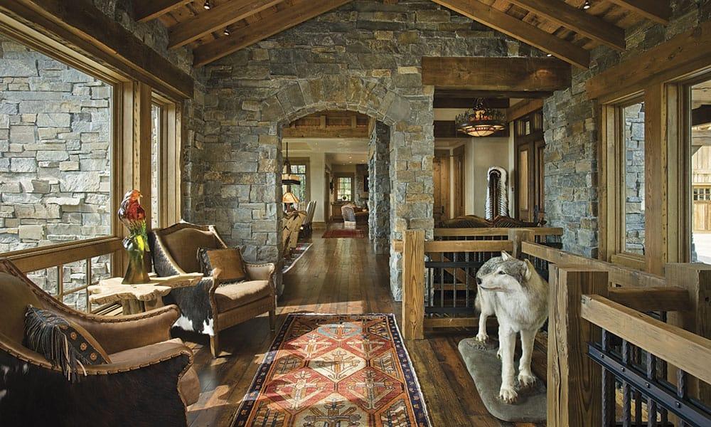 Wild Big Sky Montana Home Cowgirl Magazine