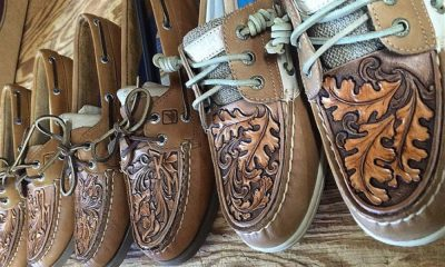 tooled sperrys cowgirl magazine