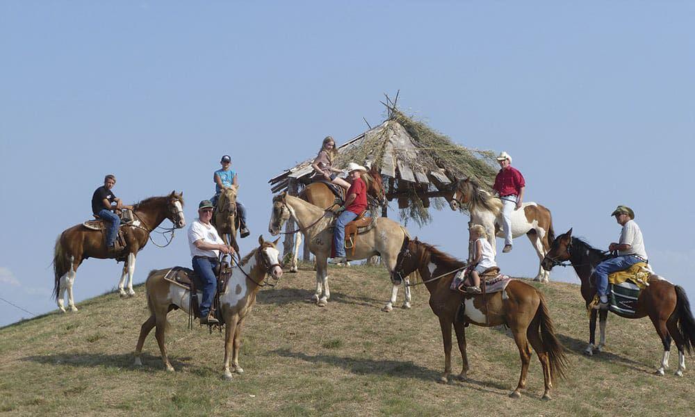 Choctaw Horse Cowgirl Magazine