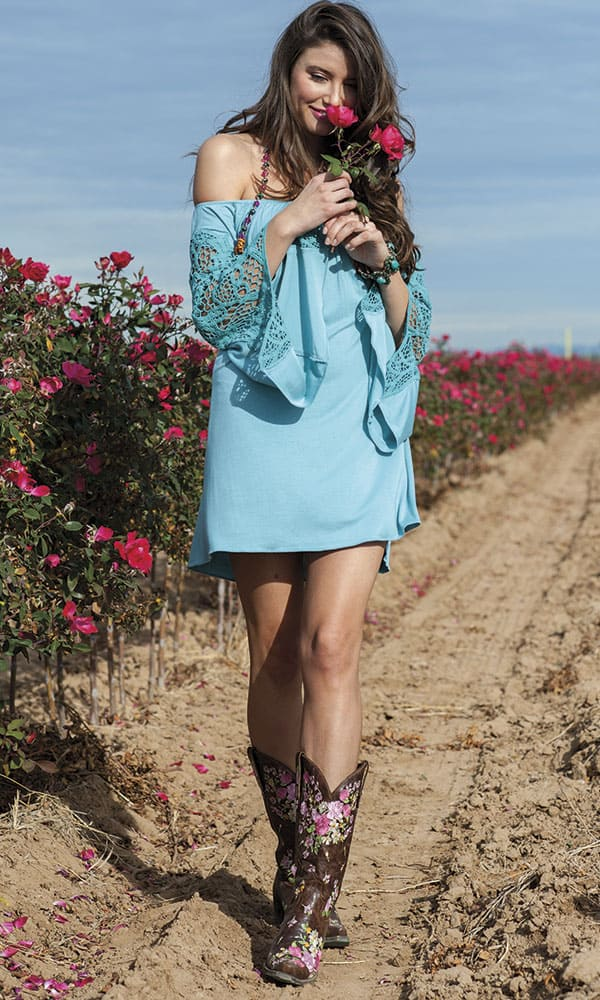 Cowgirl Spring Fashion photo by Ken Amorosano