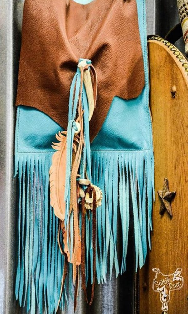 mcintire saddlery purse cowgirl magazine