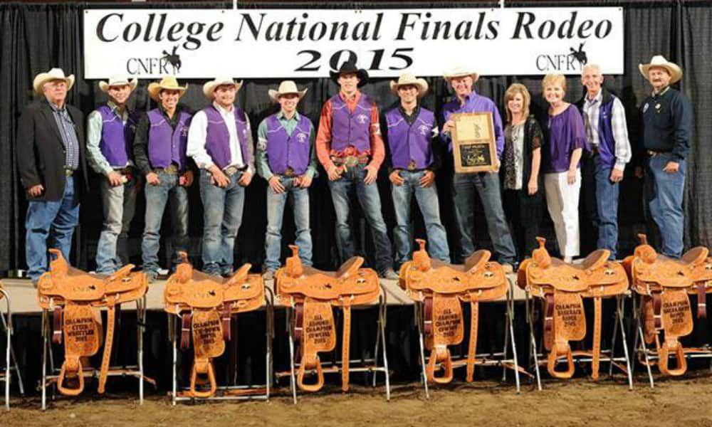 tarleton state university rodeo team cowgirl magazine