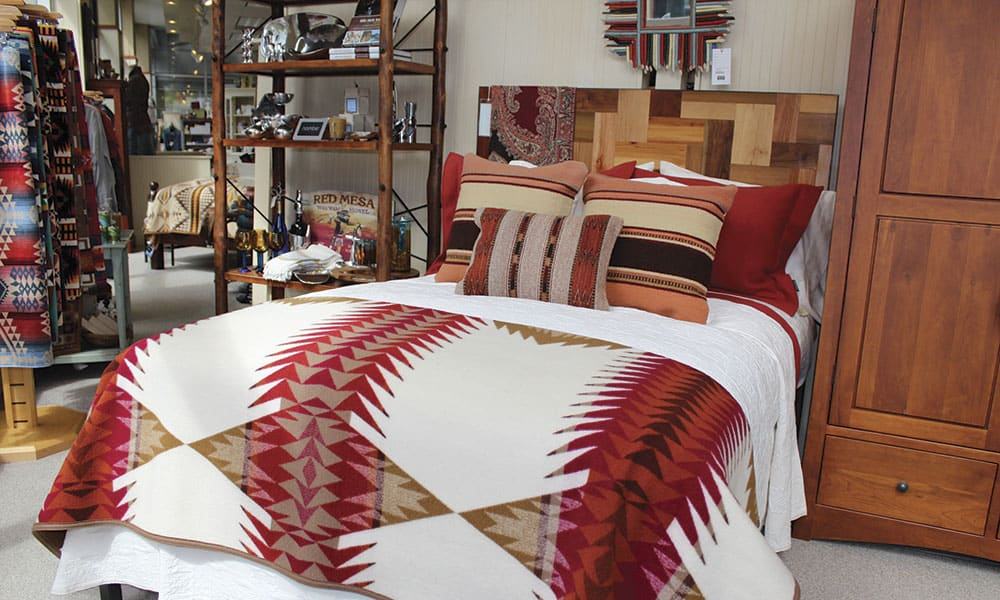 Western Interiors Design Resource Style COWGIRL Magazine