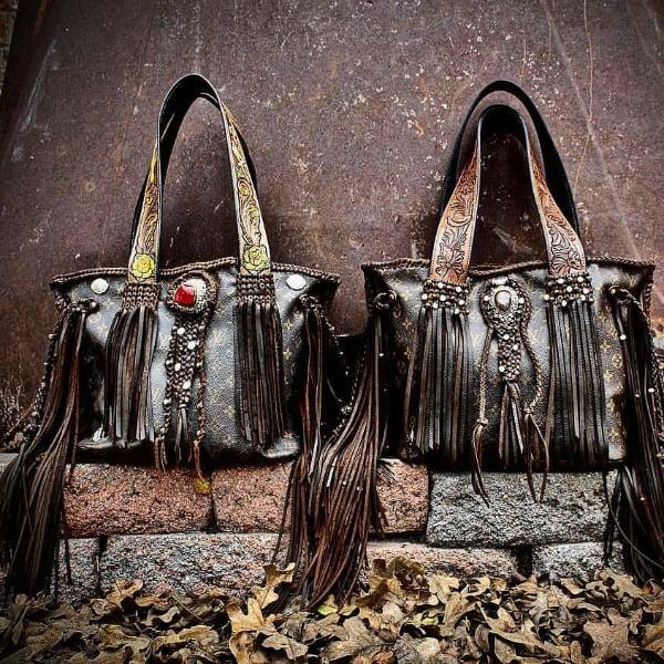 leatherandvodka geronimo cowgirl magazine