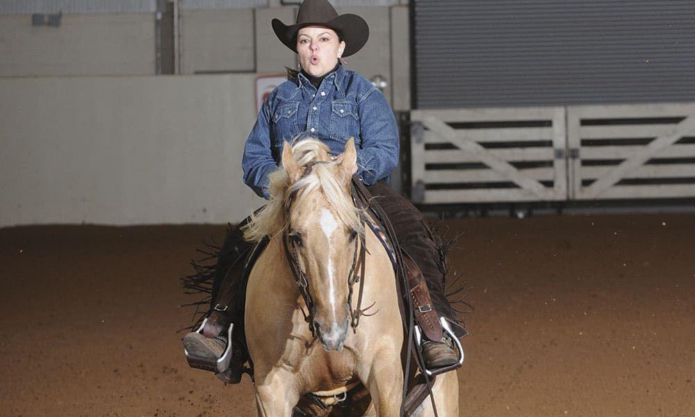 Christi Proctor Cowgirl Magazine