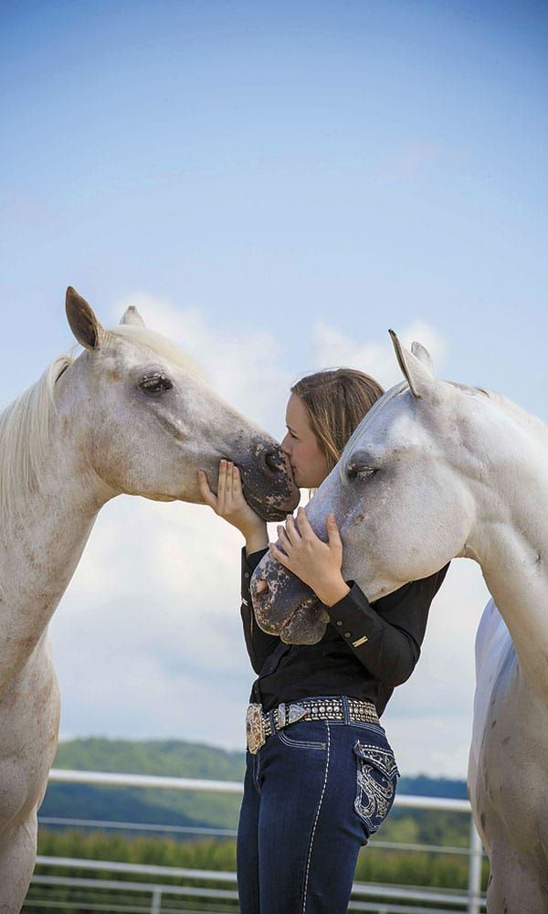 Pony of the Americas Cowgirl Magazine