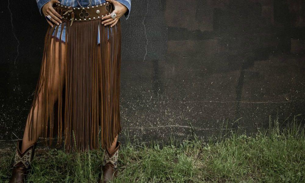 leatherandvodka belt cowgirl magazine