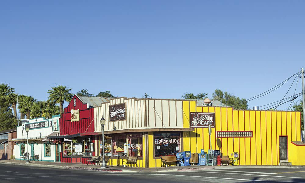 Wickenburg Arizona Cowgirl Magazine