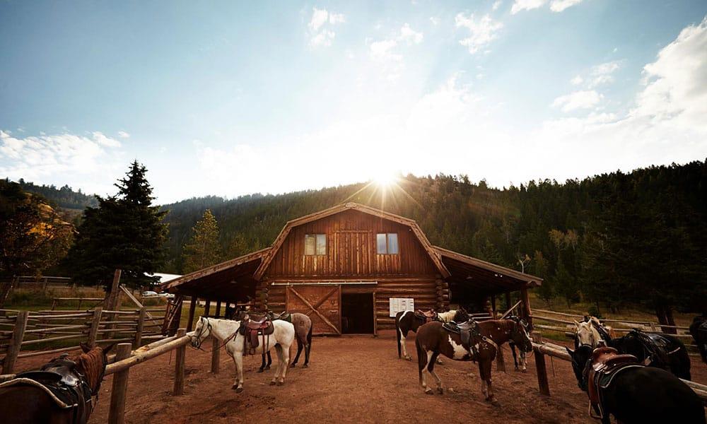Horseback Vacations Cowgirl Magazine
