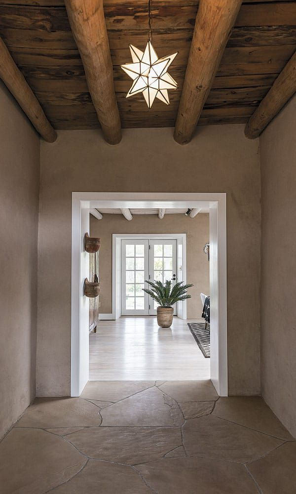 Santa Fe Adobe Home Cowgirl Magazine