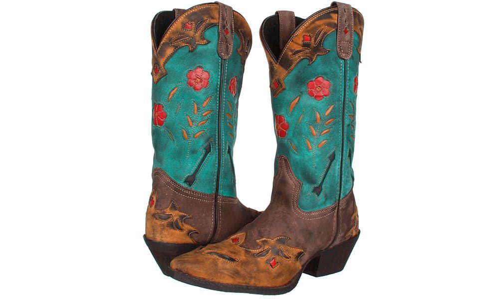 Cowboy Boots Honky-Tonk Cowgirl Magazine