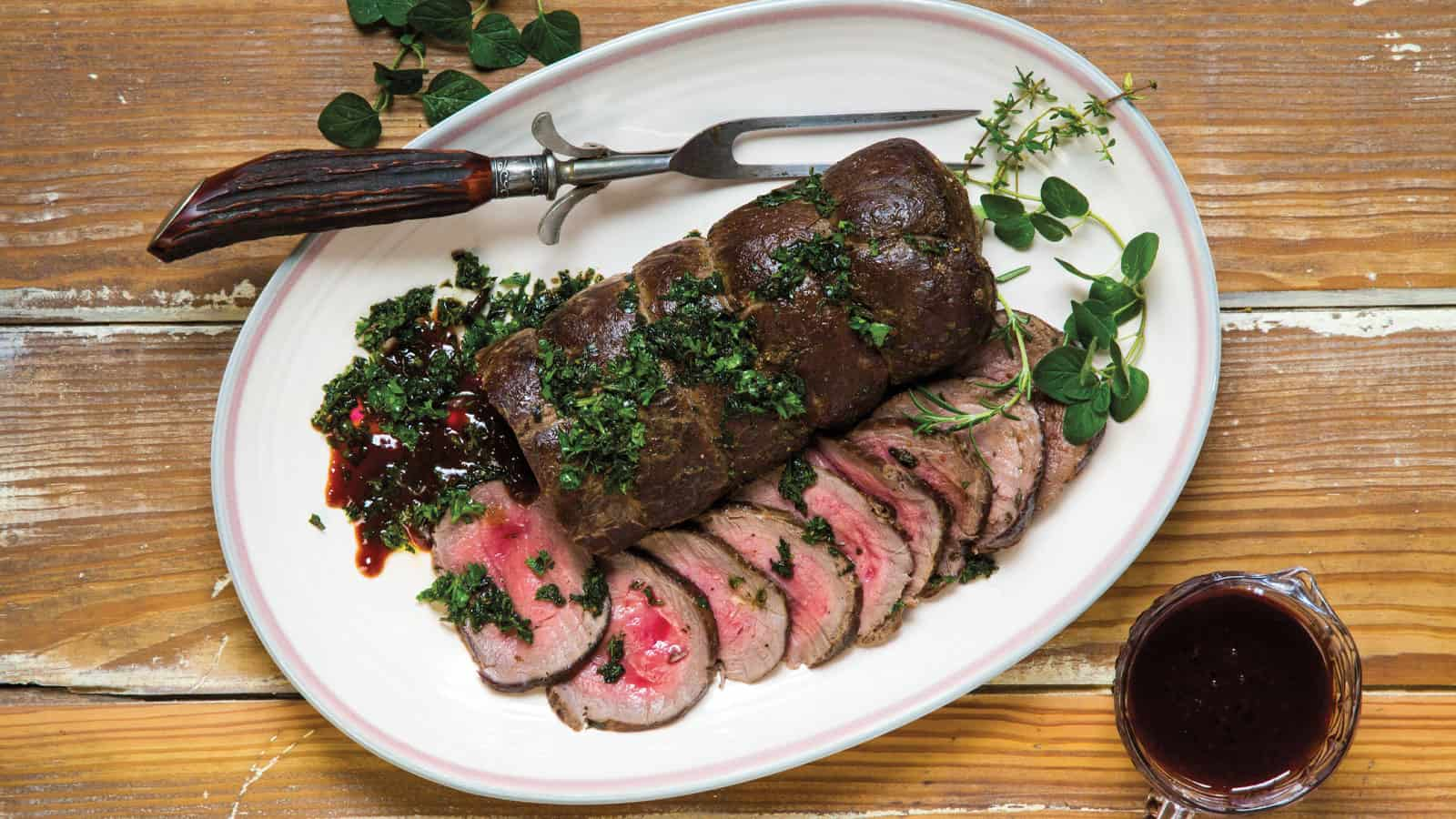 antelope backstrap recipes cowgirl