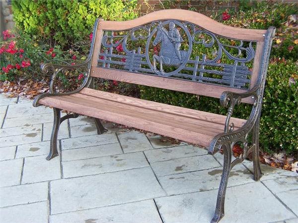 horse-bench