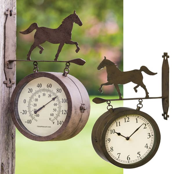outdoor-clock-and-thermometer