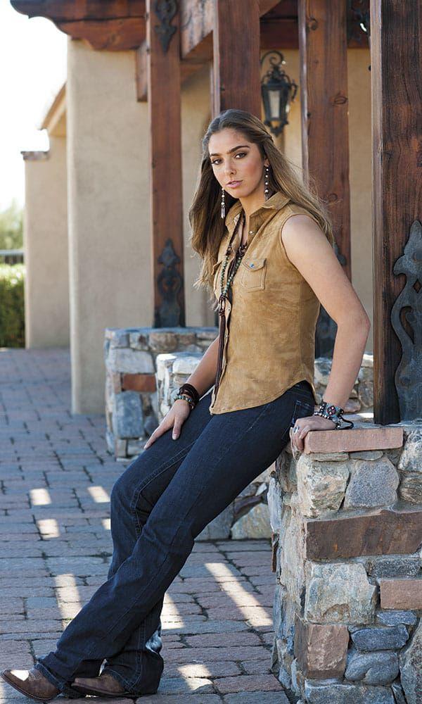 Riding Fashion Cowgirl Magazine