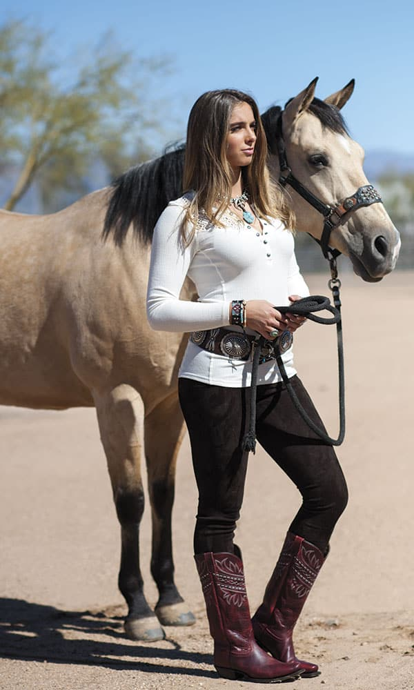 Riding Fashion Cowgirl Magazine