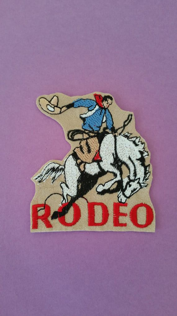 rodeo patch